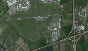 Our new Gloucestershire Airport Webcam site now tops Google rankings