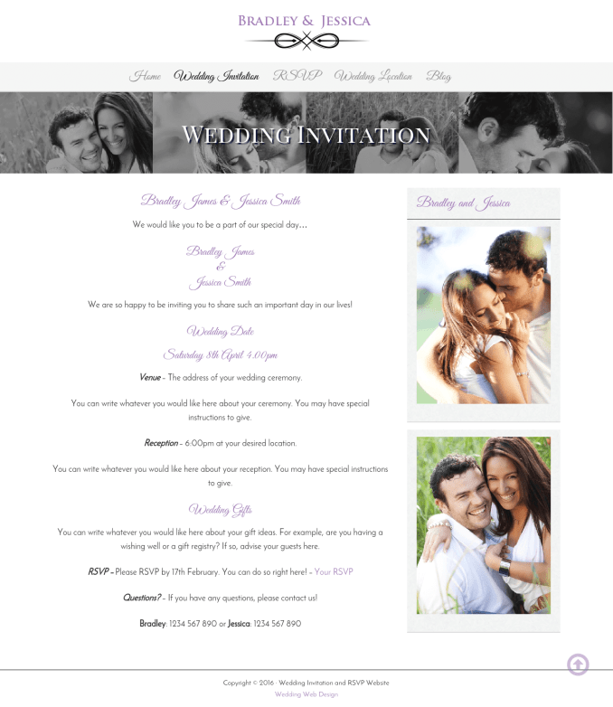 Best Online Wedding Invitations Site | Newsinvitation.co