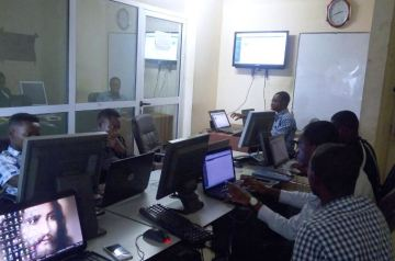 Web Design Training in Ghana