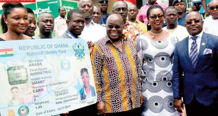 Everything You Need To Know About The Ghana Card
