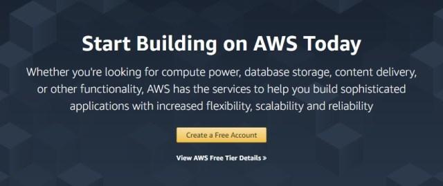 Best cloud hosting providers - Amazon AWS