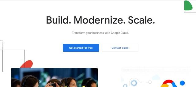 Best cloud hosting providers - Google Cloud