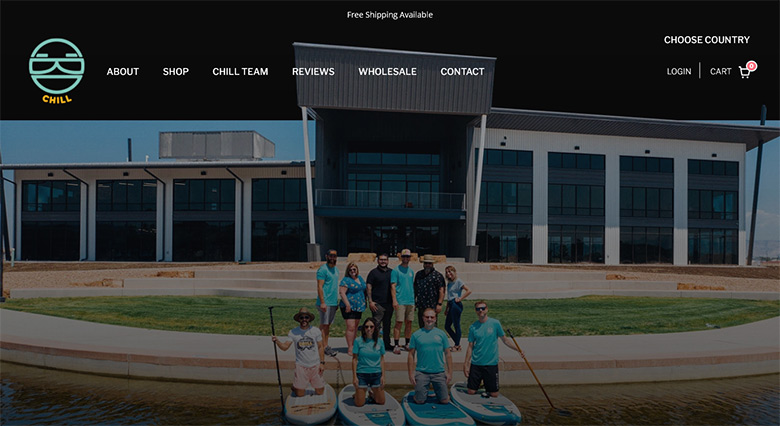 CBD company files to register the matching trademark at the USPTO :DomainGang