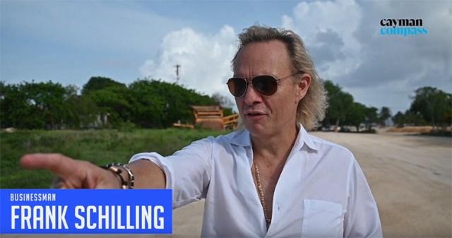 Is Frank Schilling a billionaire? :DomainGang