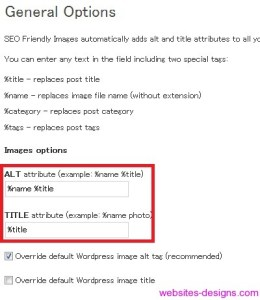 SEO Friendly Imagesの解説