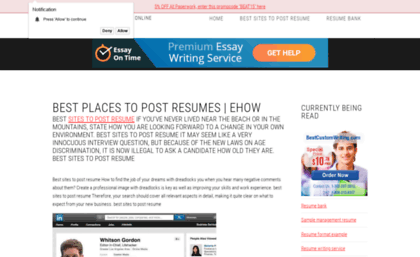 Online boards, search engines, and employment. Cv Tcdhalls Com Website The Best Sites To Post Your Resume