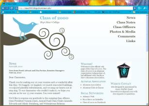 class of 2000 site