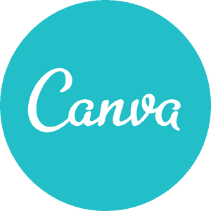 Canva design tool logo