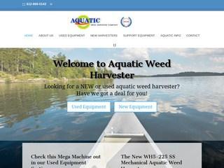 Aquatic Weed Harvestor Company