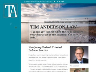 Tim Anderson Law