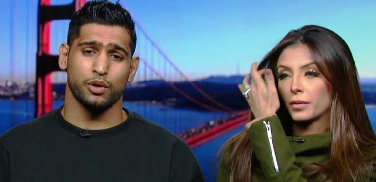 Boxer Amir Khan drops father and uncle from the management team