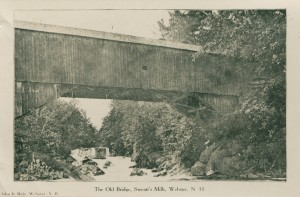 Sweatt's Mill Bridge