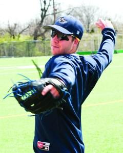 Steven Dooley, Webster pitcher