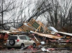 Tornados in Missouri