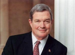 Courtesy Senator's Website/MCT Christopher 'Kit' Bond, former Republican Senator from Missouri, was announced as the selected speaker on Feb. 25