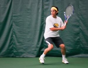 Agustin Villalba, Webster University men's tennis