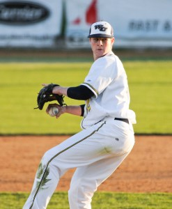 Dylan Dean Smith, Webster University baseball