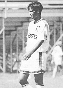 Stephen Martines, Webster University soccer