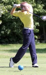Webster University golf team