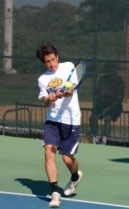 Webster University men's tennis