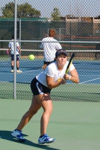 Webster University women's tennis