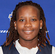 Gwen Williams, Webster University women's basketball player