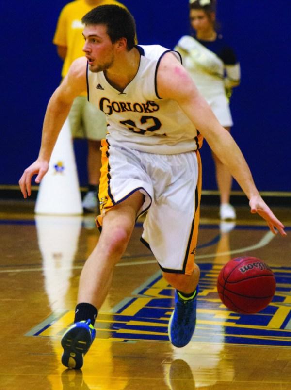 Men's basketball games this week could put Gorloks in ...