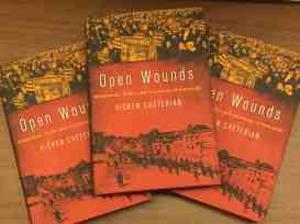 """""""Open Wounds"""" tells the story of the aftermath of the Armenian Genocide of 1915. JAZMINE O. JONES/The Journal"""