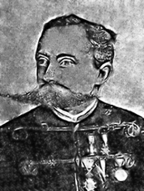 Dr. Francis Tumblety was one of the suspects in the infamous Jack the Ripper murders in England. He died in St. Louis at St. John's Hospital May 28, 1903. CONTRIBUTED PHOTO
