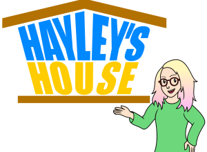 Hayley's House Graphic