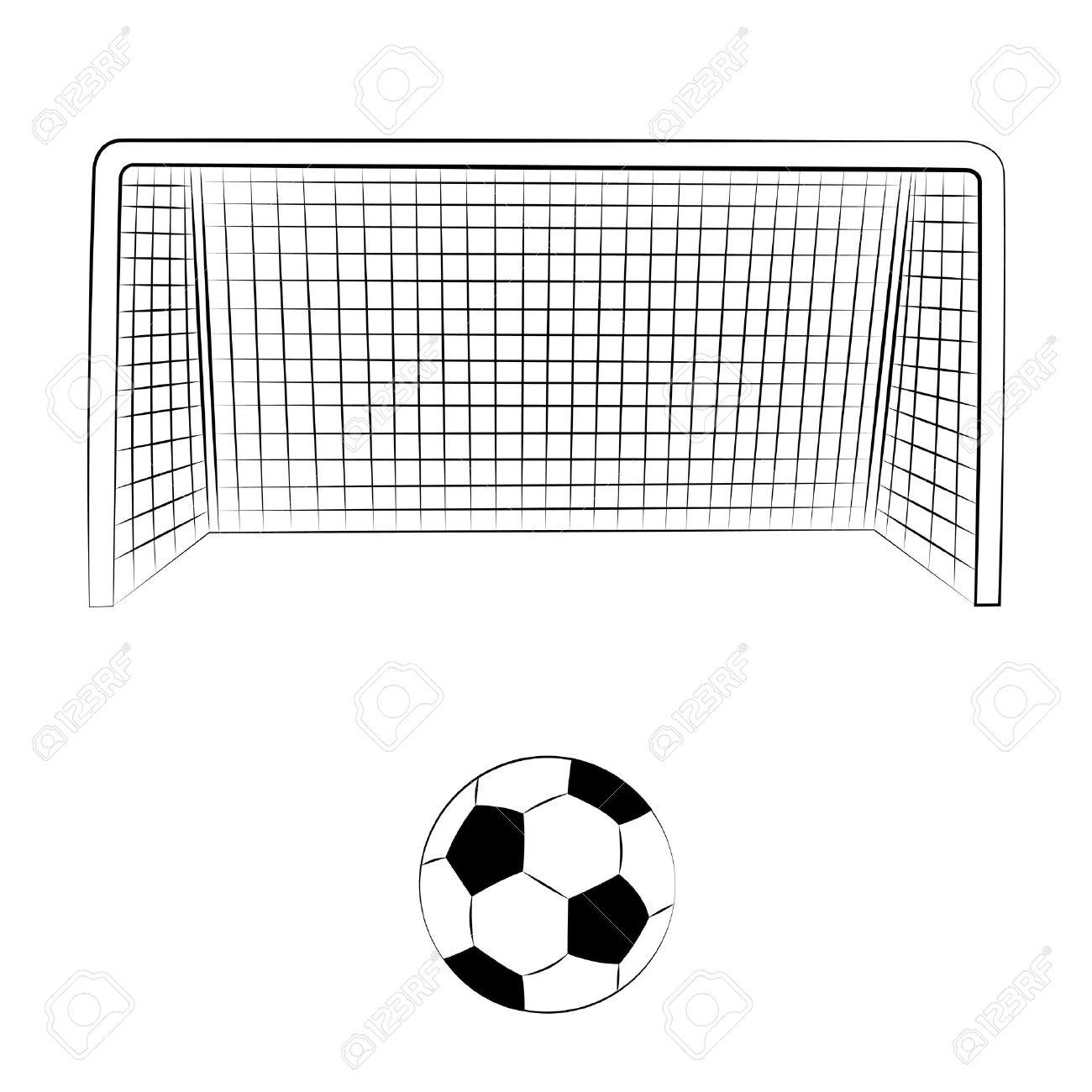 Net Clipart Soccer Goal Net Soccer Goal Transparent Free