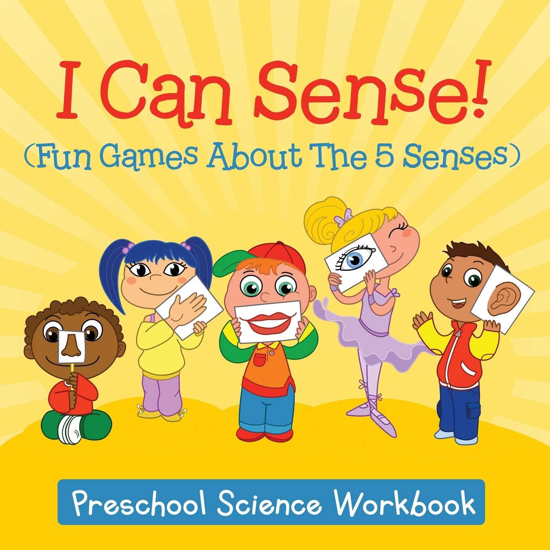 5 Senses Clipart Preschool 5 Senses Preschool Transparent