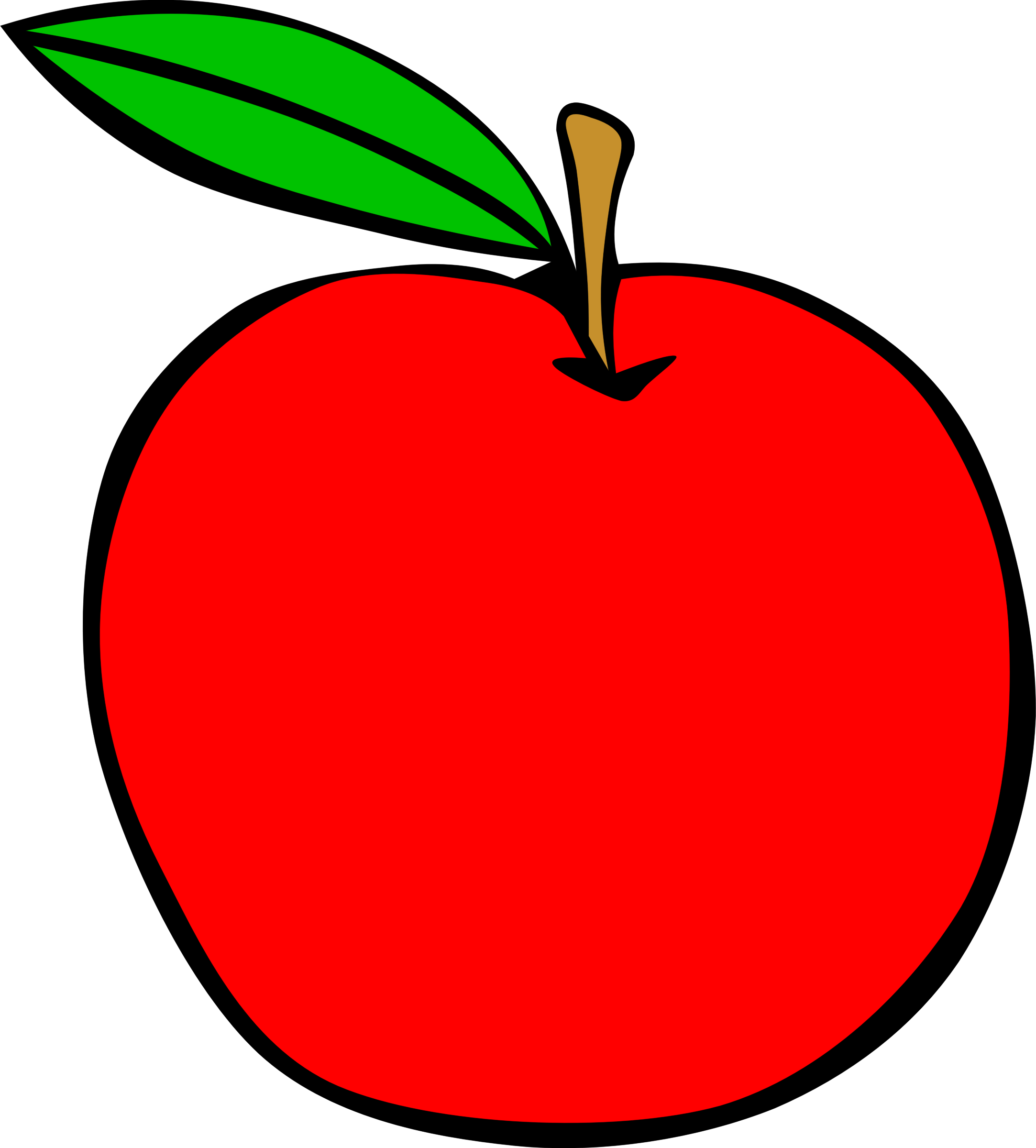 Clipart Apple Clipart Apple Transparent Free For