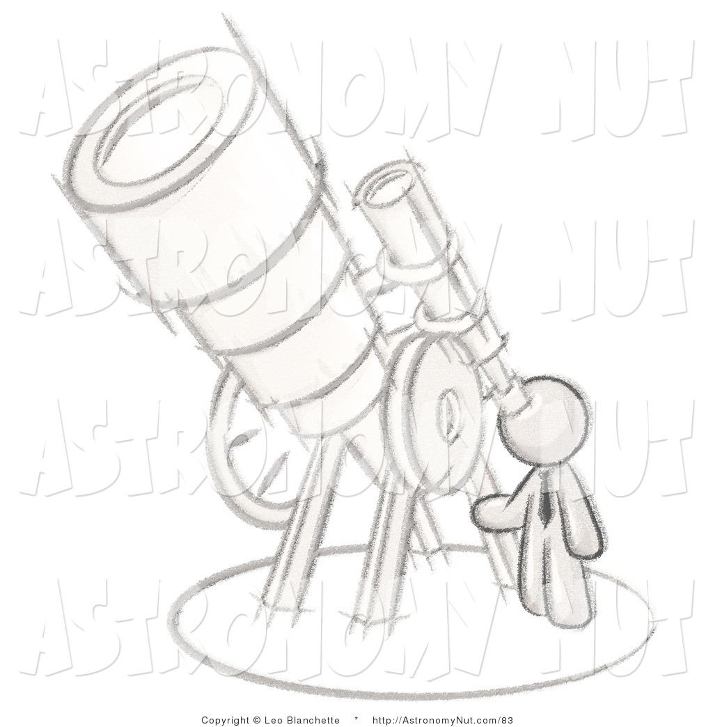 Astronomy Clipart Illustration Astronomy Illustration