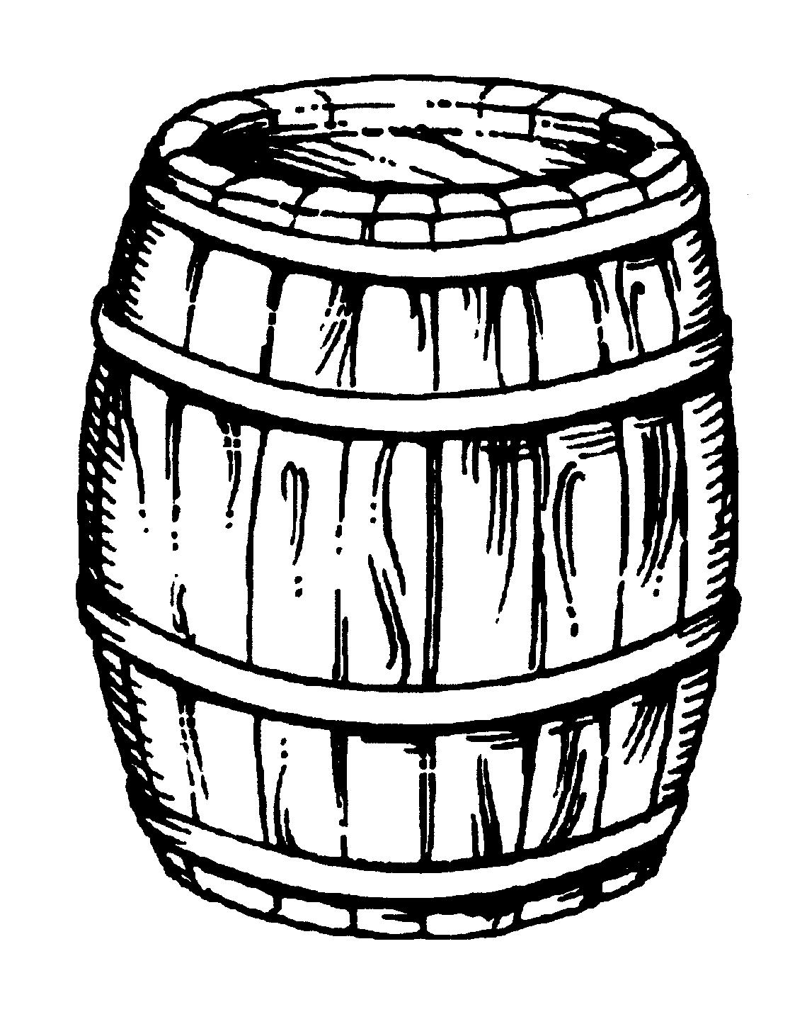 Barrel Clipart Pirate Barrel Barrel Pirate Barrel