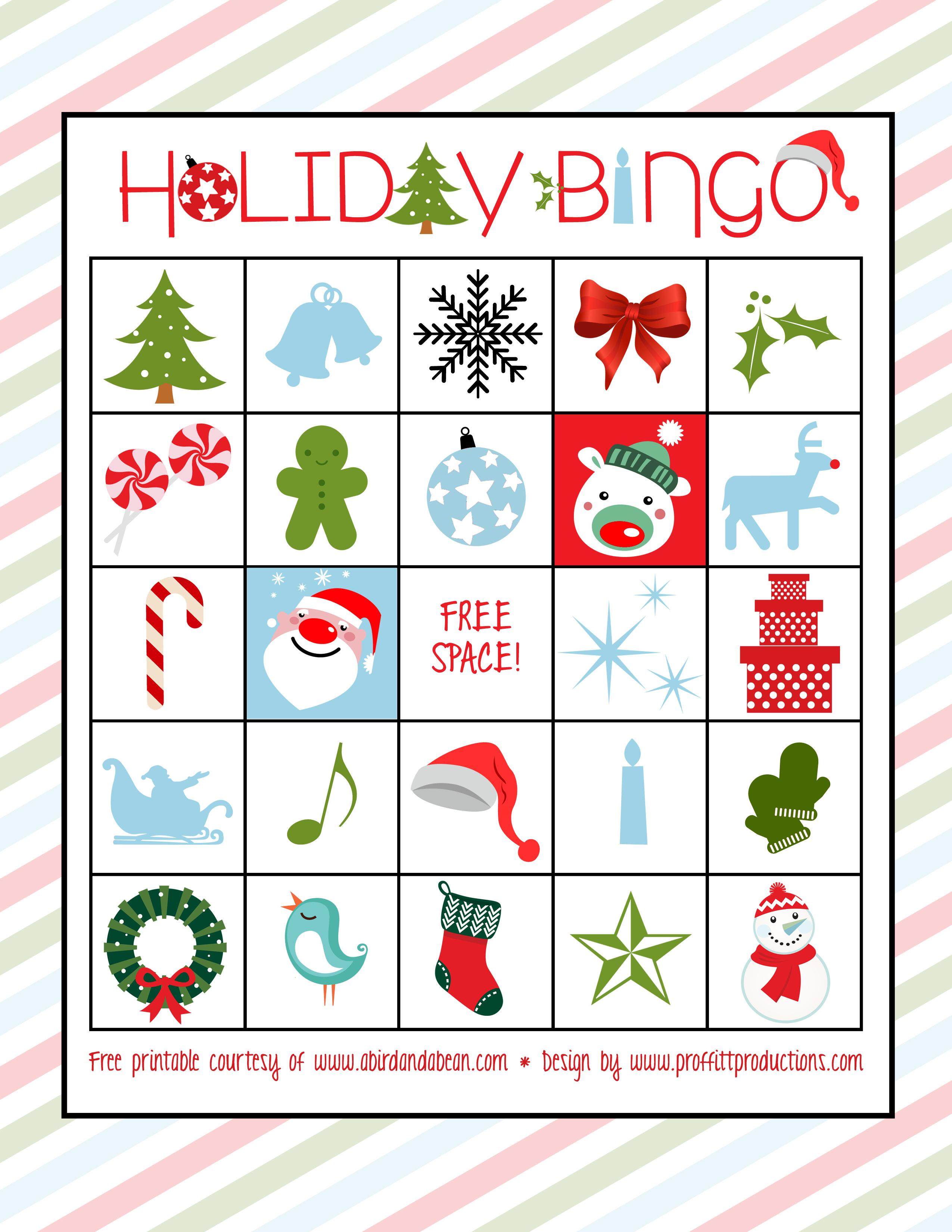 Bingo Clipart Holiday Bingo Holiday Transparent Free For