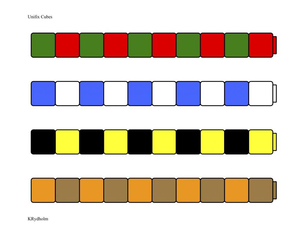 Blocks Clipart Unifix Blocks Unifix Transparent Free For
