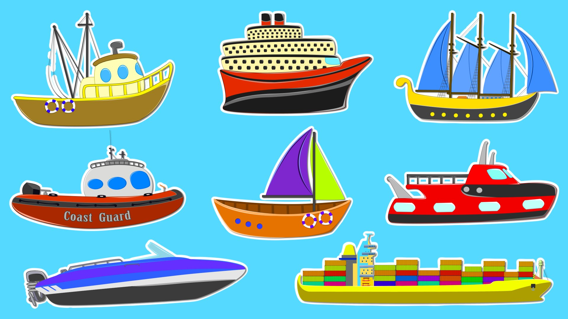 Boat Clipart Water Transport Boat Water Transport