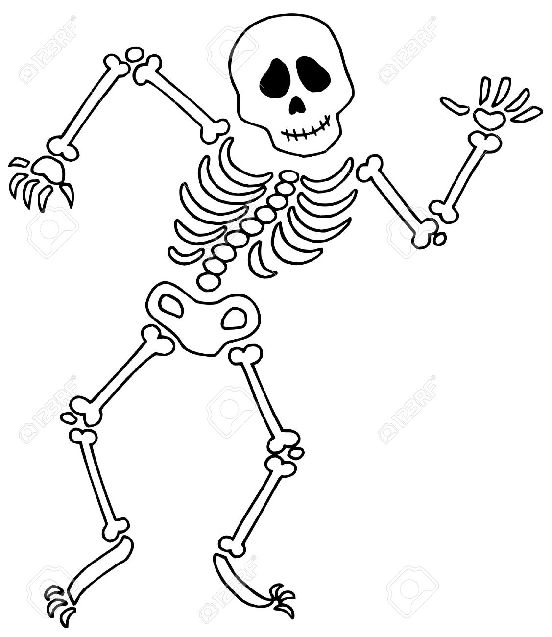 Bones Clipart Bones Transparent Free For Download On