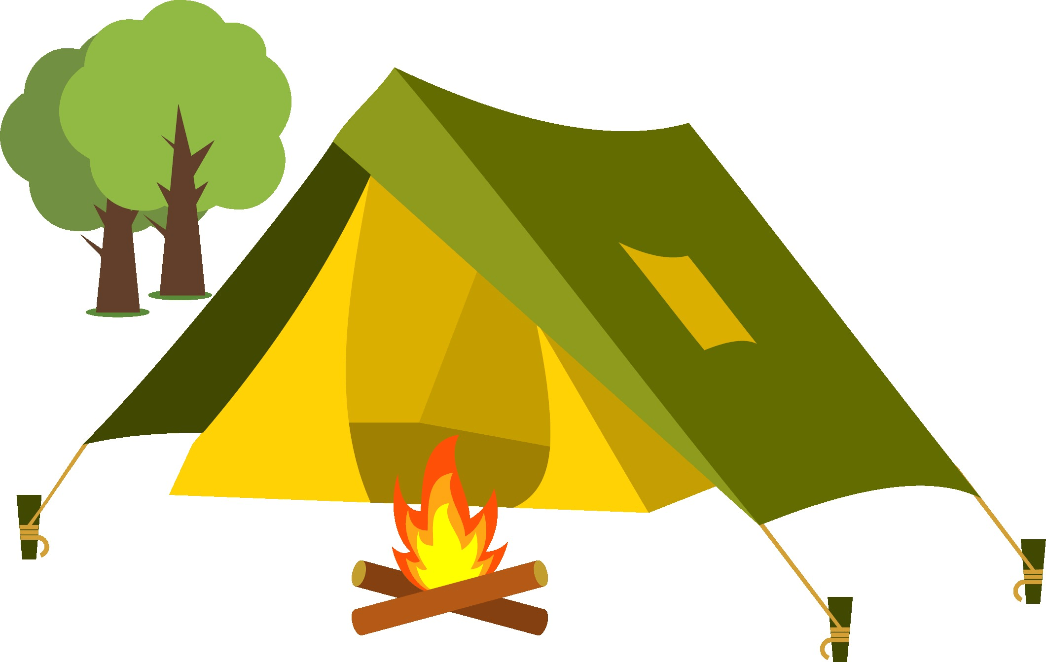 Camping Clipart Camping Transparent Free For Download On