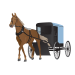 Carriage Clipart Horse Wagon Carriage Horse Wagon Transparent Free For Download On Webstockreview 2021