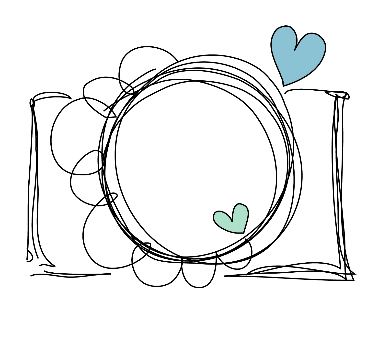 Circle Clipart Doodle Circle Doodle Transparent Free For