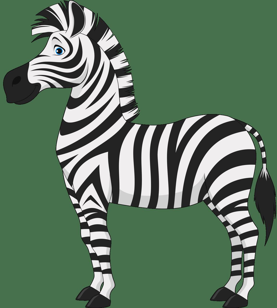 Clipart Zebra Sad Clipart Zebra Sad Transparent Free For