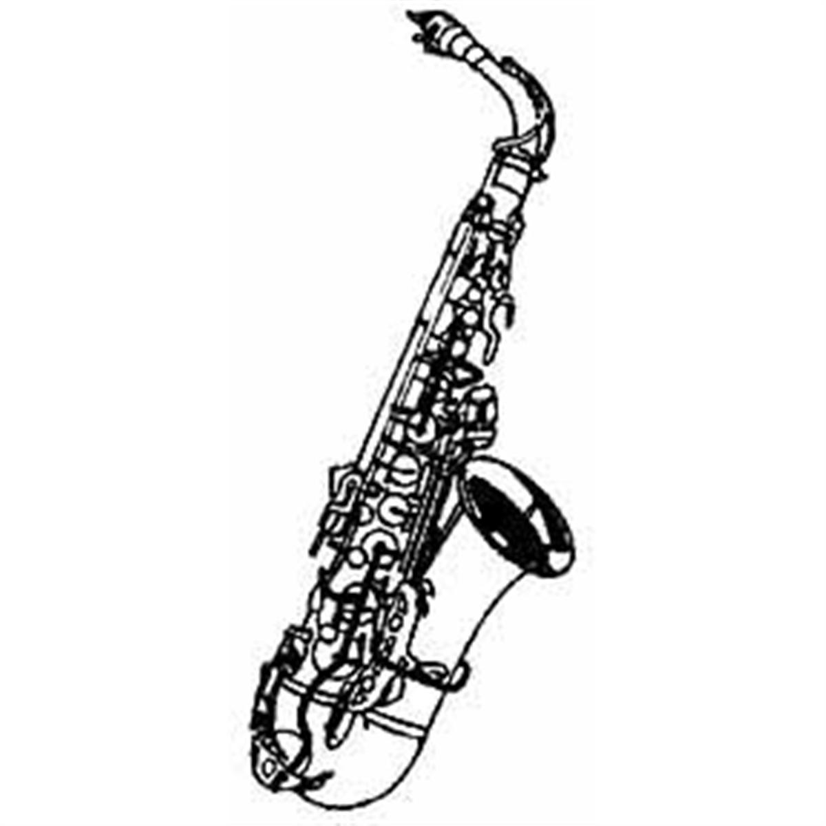 Clarinet Clipart Outline Clarinet Outline Transparent