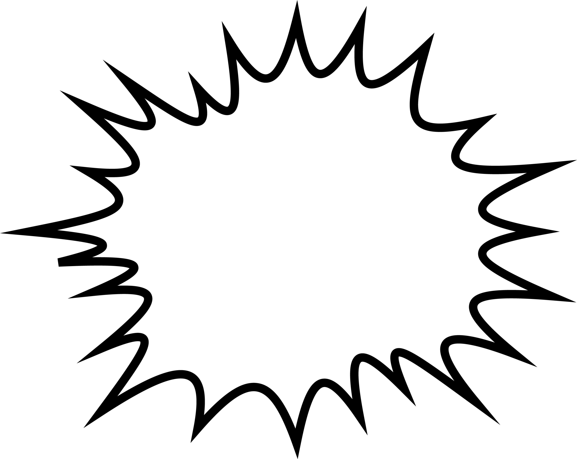 Clipart Explosion Leaf Clipart Explosion Leaf Transparent