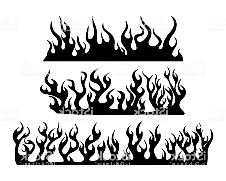 Flames Clipart Horizontal Flames Horizontal Transparent