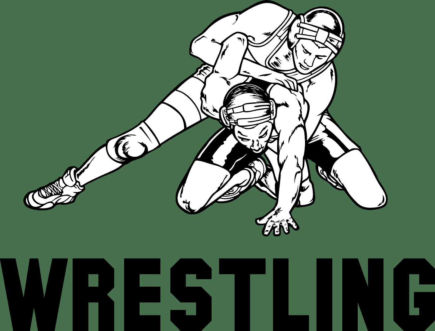 Wrestlers Clipart Stance Wrestlers Stance Transparent