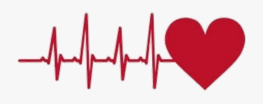 Download Clipart heart heartbeat, Clipart heart heartbeat ...