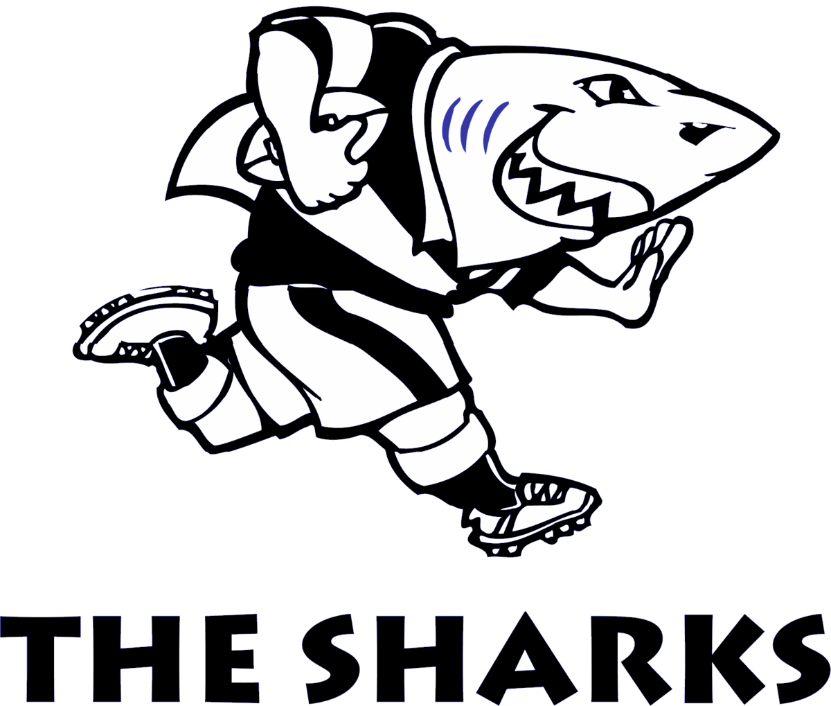 Clipart Shark Rugby Clipart Shark Rugby Transparent Free