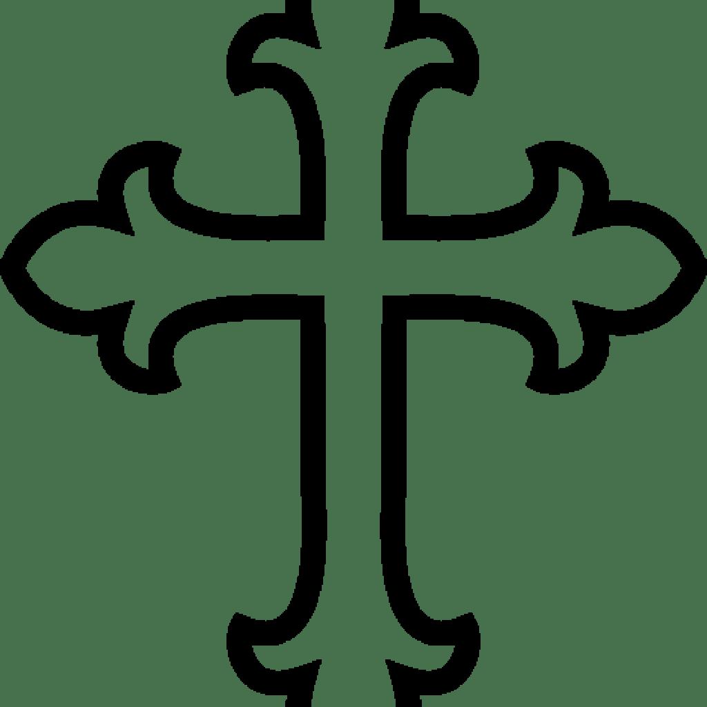 Crucifix Clipart Fancy Crucifix Fancy Transparent Free
